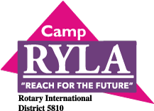 Rotary District 5810 Camp RYLA
